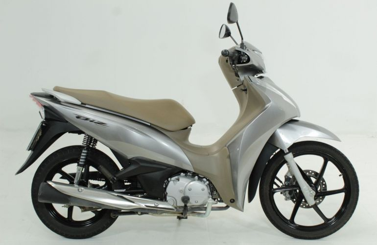 Honda Biz 125i - Foto #1