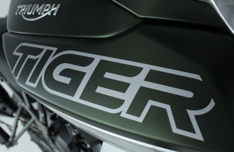 Triumph Tiger 800 XCA - Foto #9