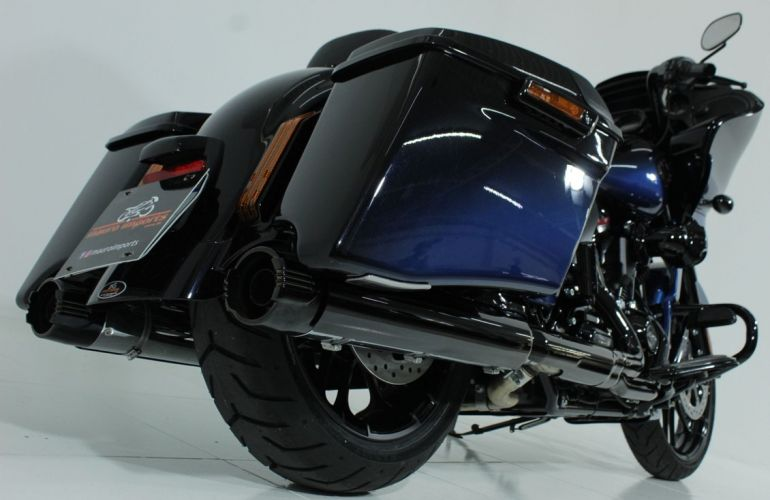 Harley-Davidson Cvo Road Glide - Foto #6