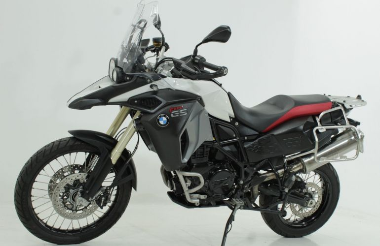 BMW F 800 GS Adventure - Foto #7