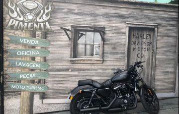 Harley-Davidson Sportster Iron 883 - Foto #3