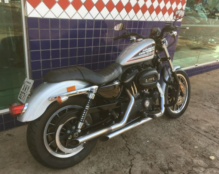 Harley-Davidson Xl 883 Std - Foto #2
