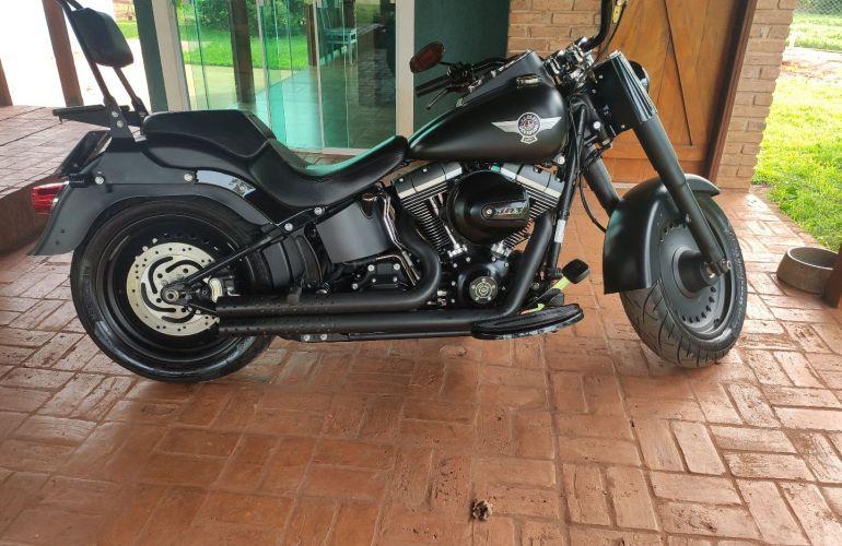 Harley-Davidson Softail Fat Boy Special - Foto #4
