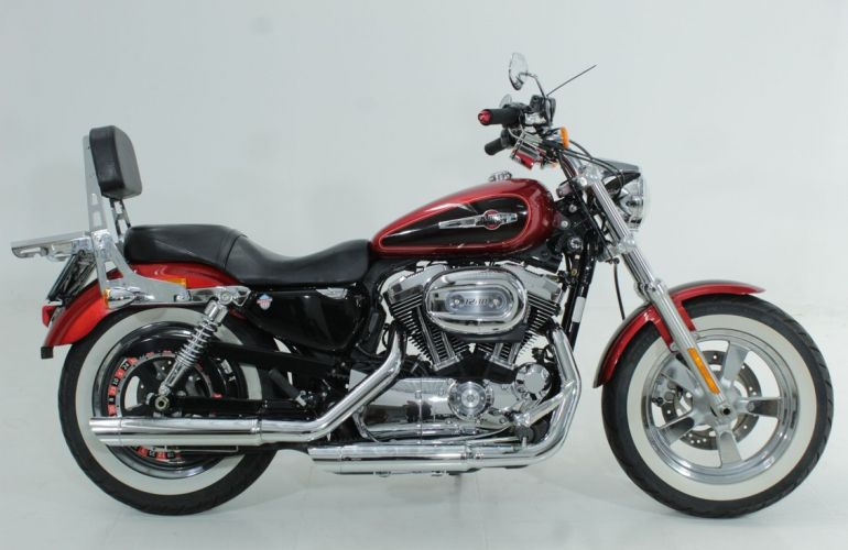 Harley-Davidson Sportster 1200 Xl Custom - Foto #1