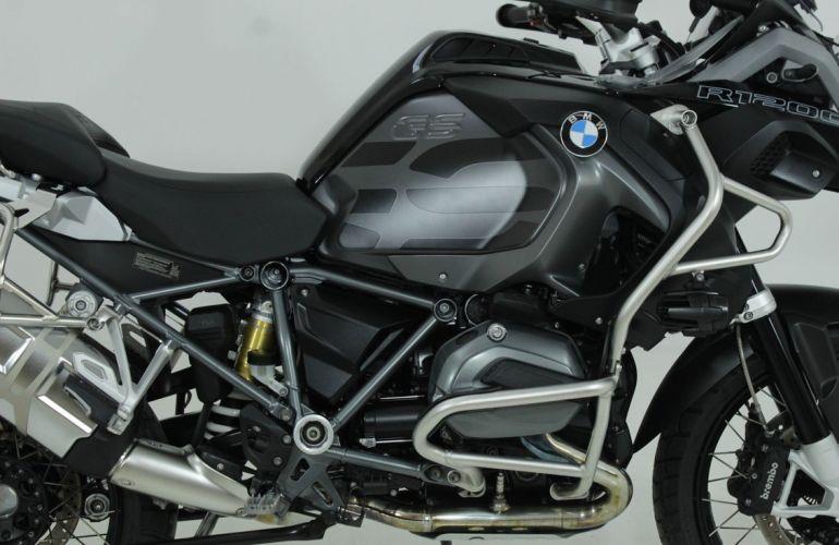 BMW R 1200 GS Adventure Triple Black - Foto #3