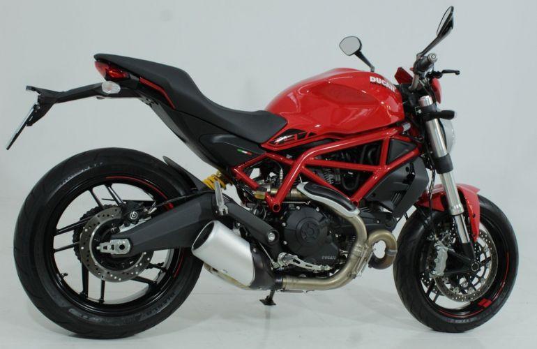 Ducati Monster 797 - Foto #8