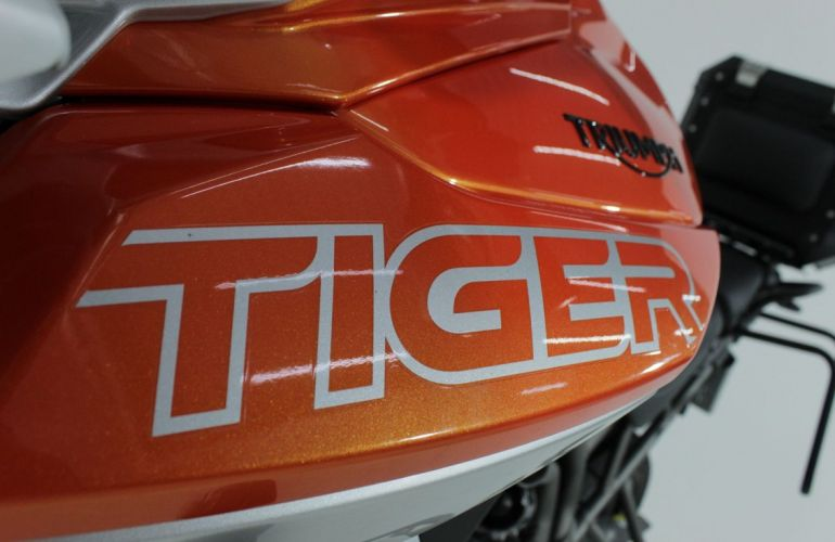 Triumph Tiger 800 XCA - Foto #10