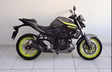 Yamaha MT 03 (ABS)