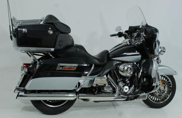 Harley-Davidson Electra Glide Ultra Limited - Foto #8