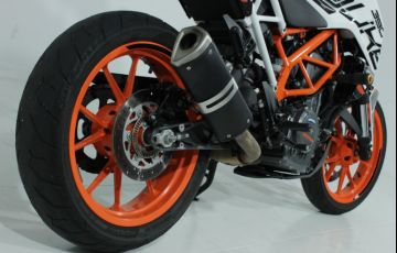 KTM Duke 390 Abs - Foto #6