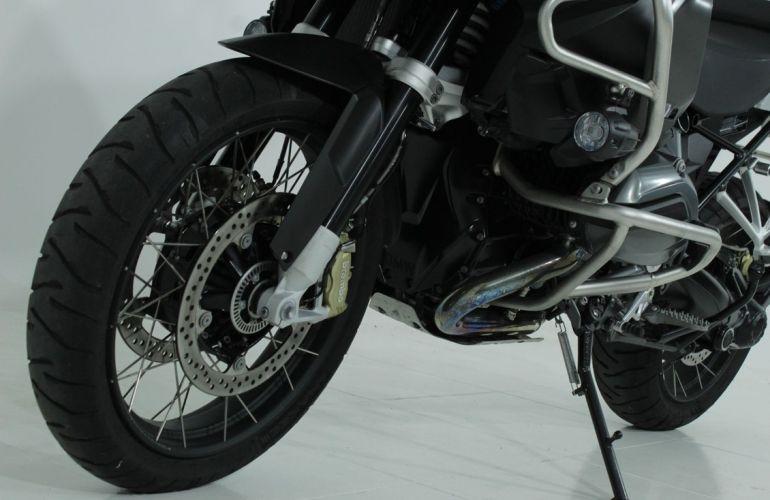 BMW R 1200 GS Adventure Triple Black - Foto #5