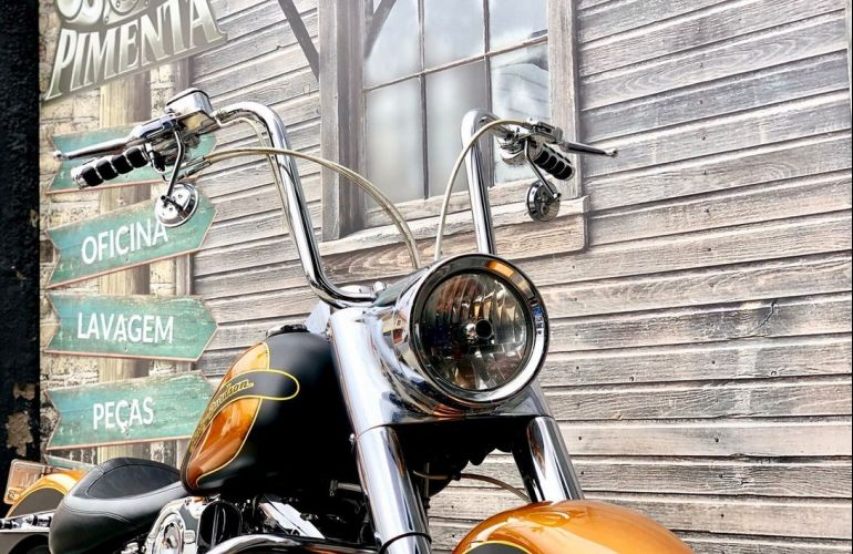 Harley-Davidson Heritage Softail Classic - Foto #3