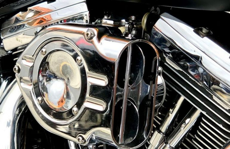 Harley-Davidson Heritage Softail Classic - Foto #5