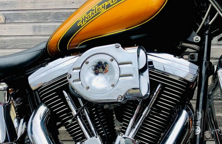 Harley-Davidson Heritage Softail Classic - Foto #6