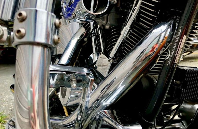 Harley-Davidson Heritage Softail Classic - Foto #7