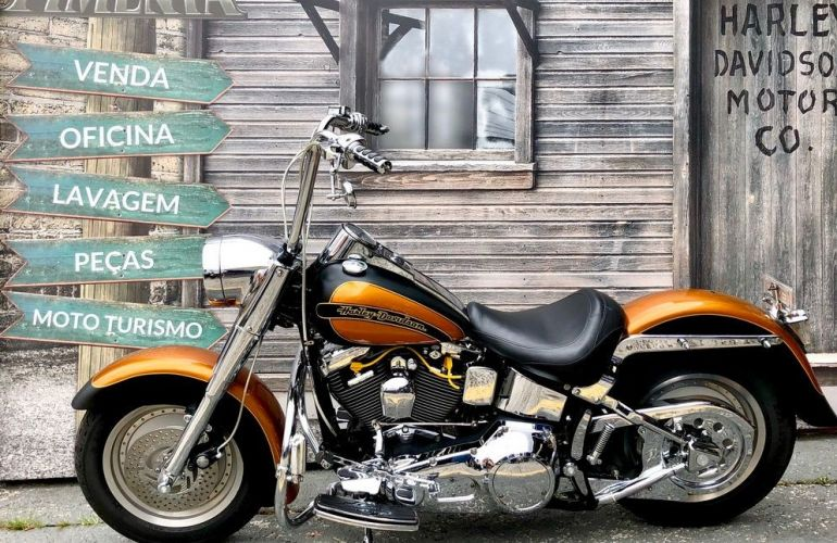 Harley-Davidson Heritage Softail Classic - Foto #9