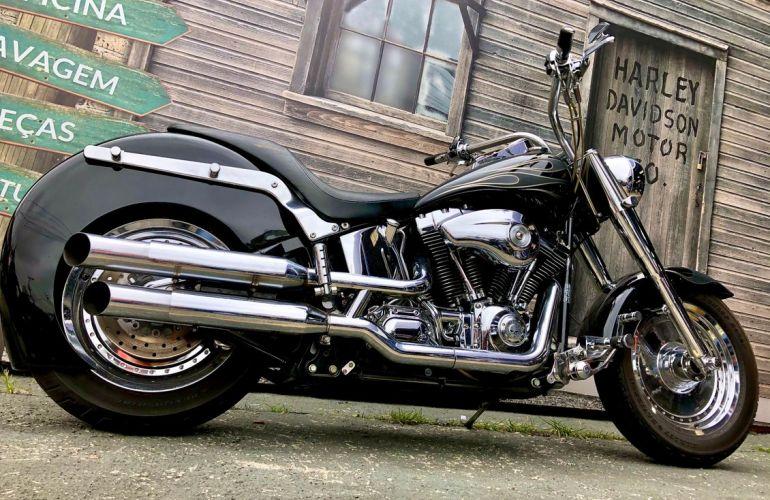 Harley-Davidson Softail Fat Boy - Foto #3