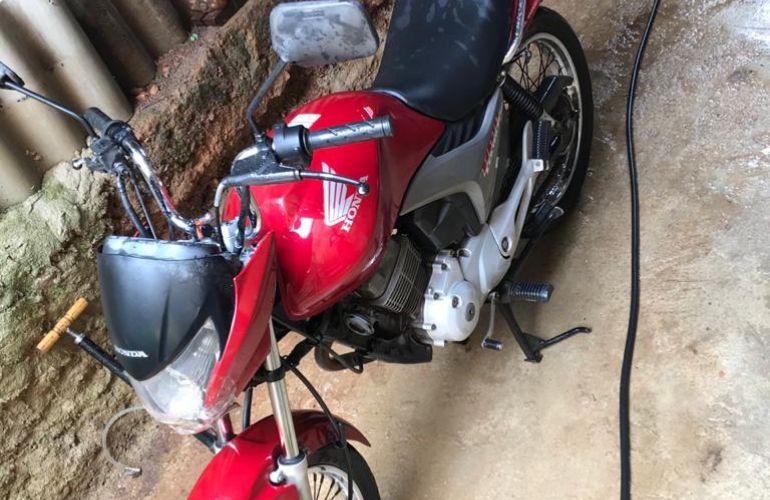 Honda Cg 150 Titan ESD - Foto #7