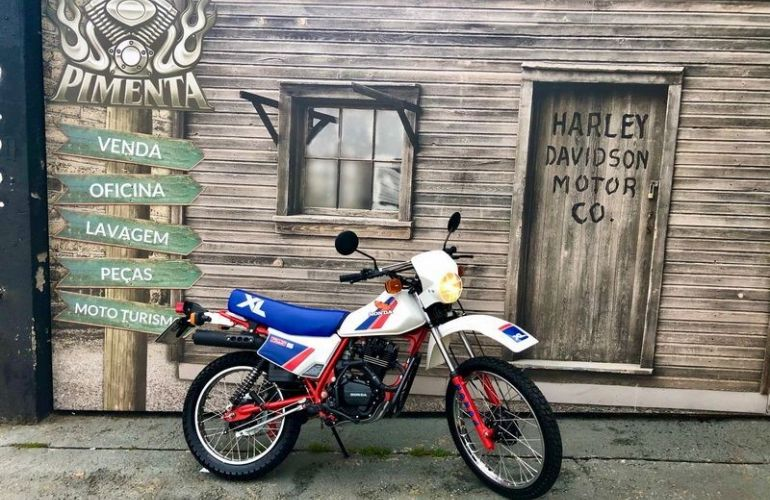 Honda Xl 125s - Foto #3