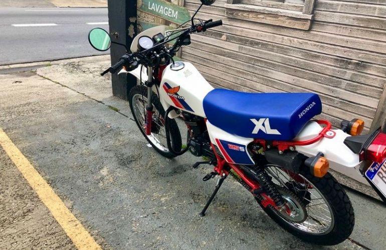 Honda Xl 125s - Foto #4