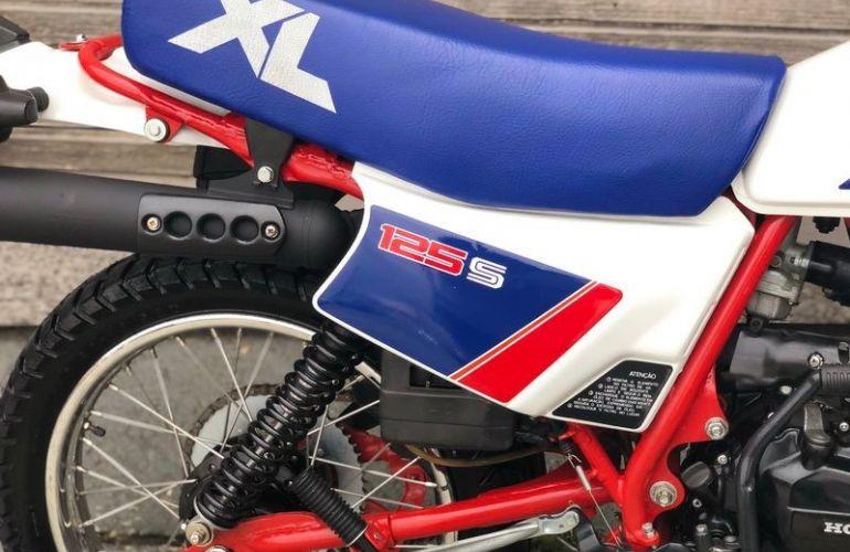 Honda Xl 125s - Foto #7