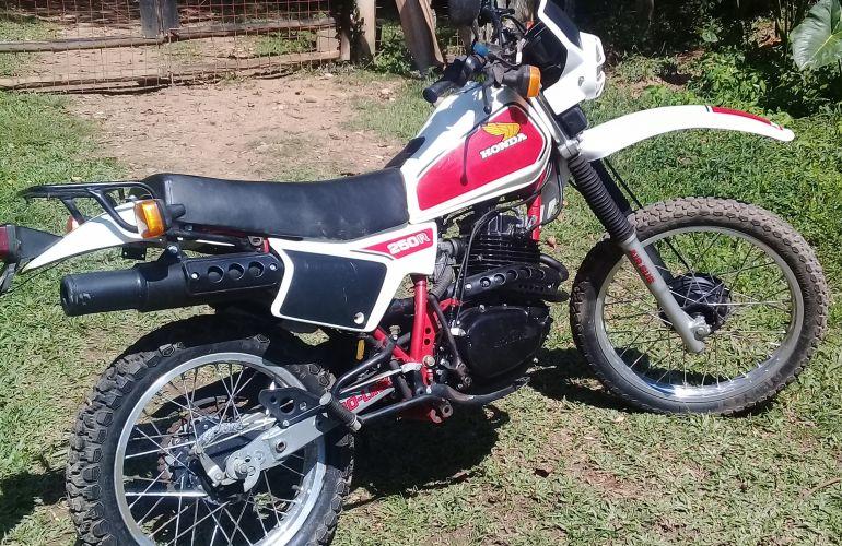 Honda Xlx 250 R - Foto #1