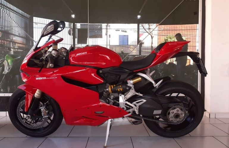 Ducati Superbike 1199 Panigale Abs - Foto #2