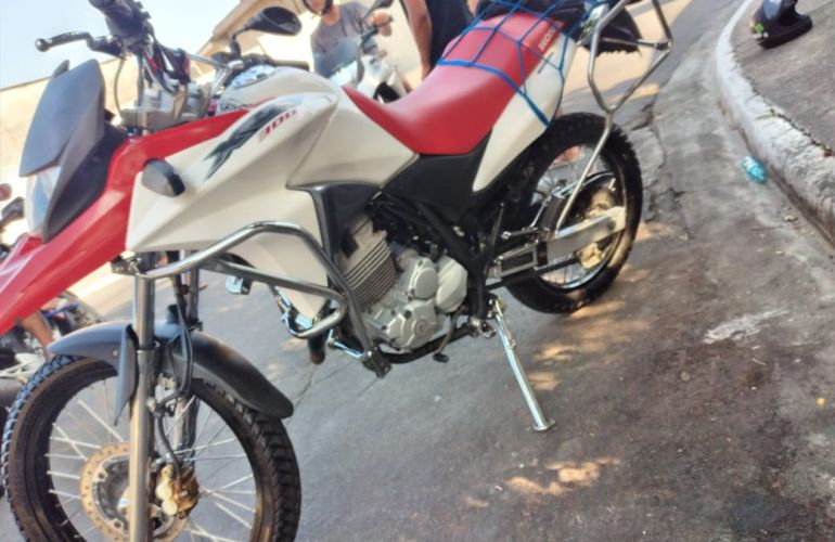 Honda Xre 300 (Flex) - Foto #8