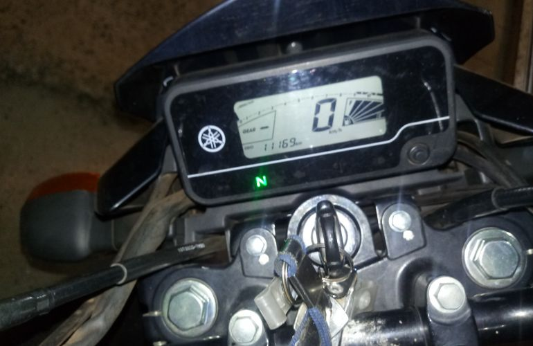 Yamaha YBR 150 Factor E (Flex) - Foto #2