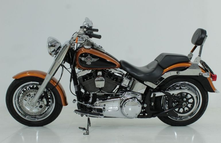 Harley-Davidson Softail Fat Boy - Foto #2