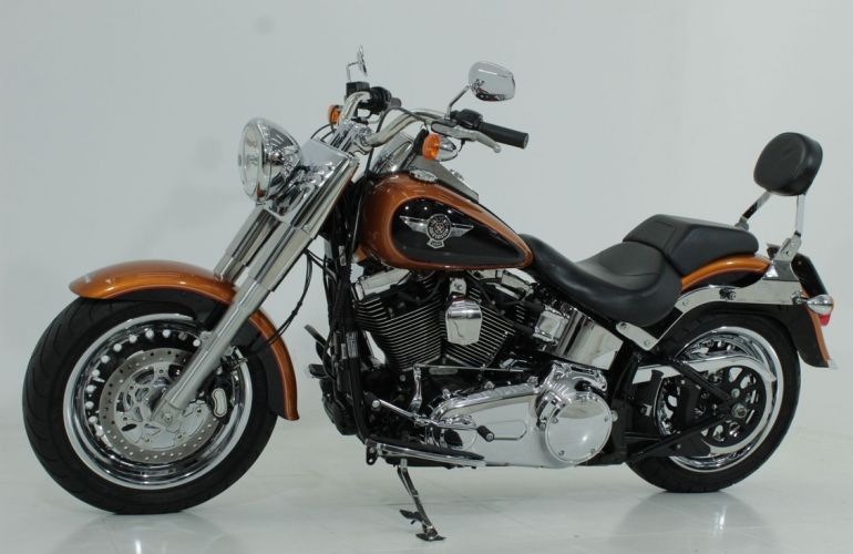 Harley-Davidson Softail Fat Boy - Foto #7