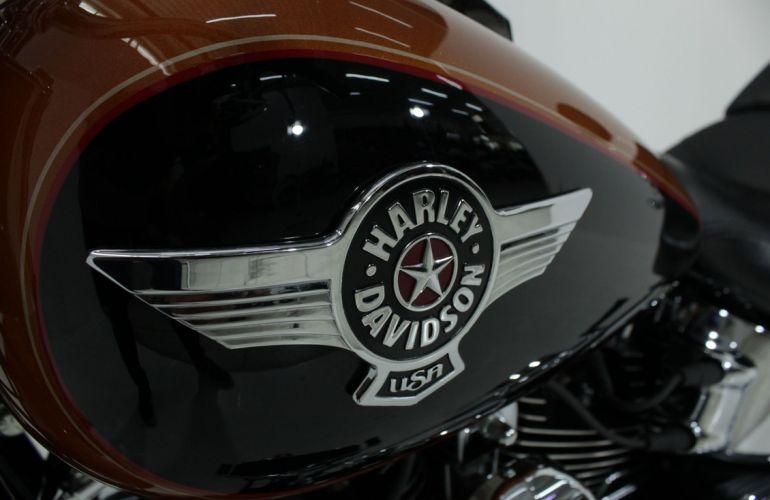 Harley-Davidson Softail Fat Boy - Foto #9