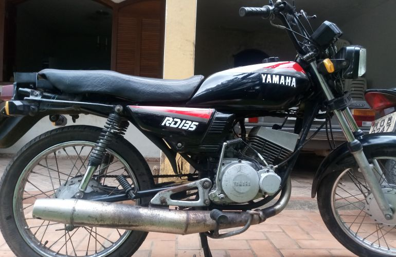 Yamaha Rd 135 - Foto #1