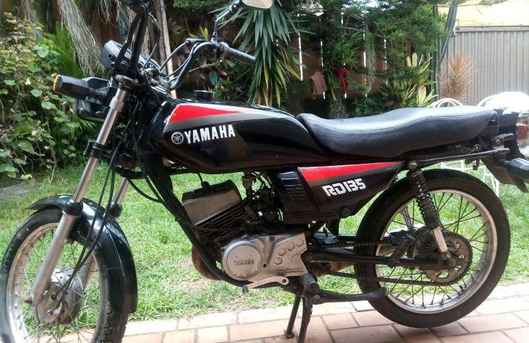 Yamaha Rd 135 - Foto #2