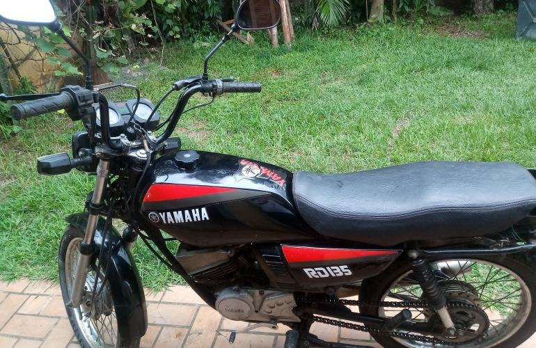 Yamaha Rd 135 - Foto #4