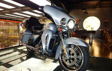 Harley-Davidson Ultra Limited - Foto #4