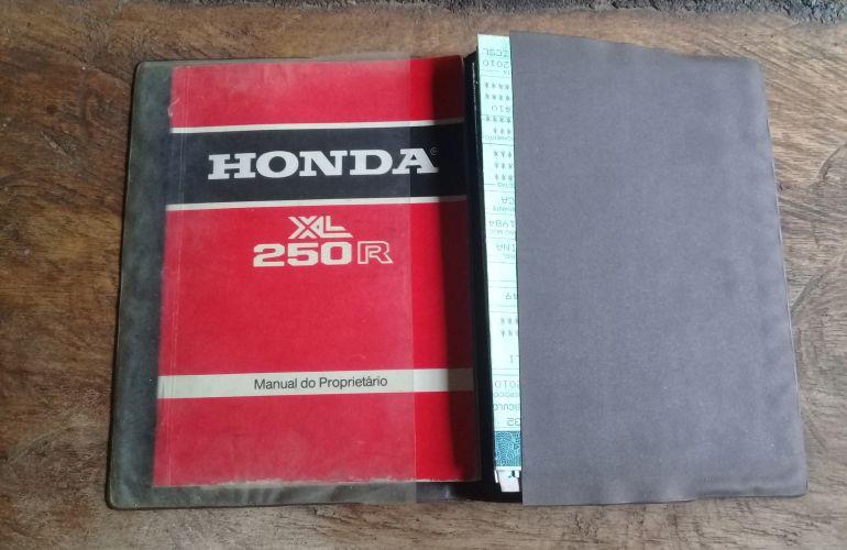 Honda Xl 250 - Foto #4