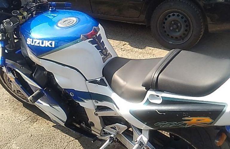 Suzuki Gsx R 750 W - Foto #5