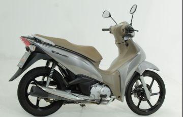 Honda Biz 125i - Foto #8