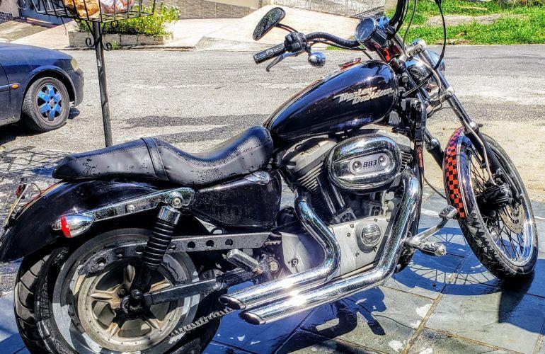 Harley-Davidson Xl 883 Sportster - Foto #2