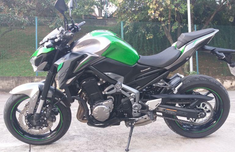 Kawasaki Z 900 - Foto #8