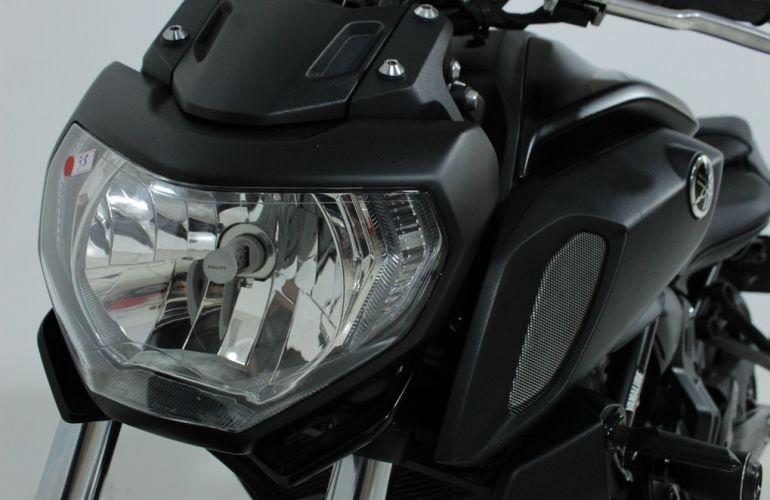 Yamaha MT 07 (ABS) - Foto #9