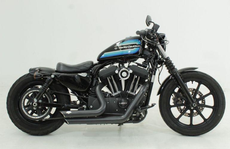 Harley-Davidson Sportster Iron 1200 - Foto #1