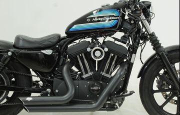 Harley-Davidson Sportster Iron 1200 - Foto #3