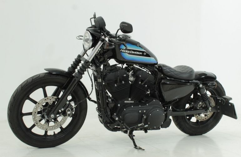 Harley-Davidson Sportster Iron 1200 - Foto #7