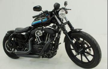 Harley-Davidson Sportster Iron 1200 - Foto #8