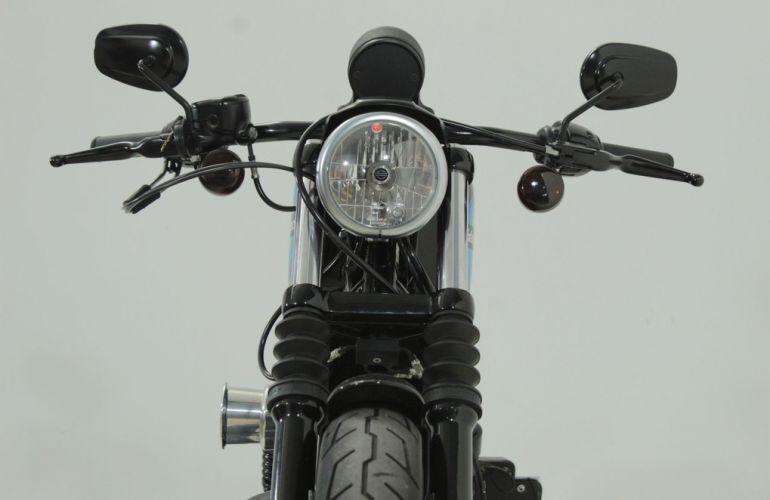 Harley-Davidson Sportster Iron 1200 - Foto #10