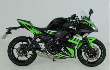 Kawasaki Ninja 650R (ABS) - Foto #1
