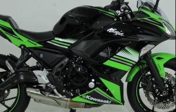 Kawasaki Ninja 650R (ABS) - Foto #3
