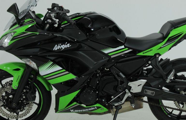 Kawasaki Ninja 650R (ABS) - Foto #4